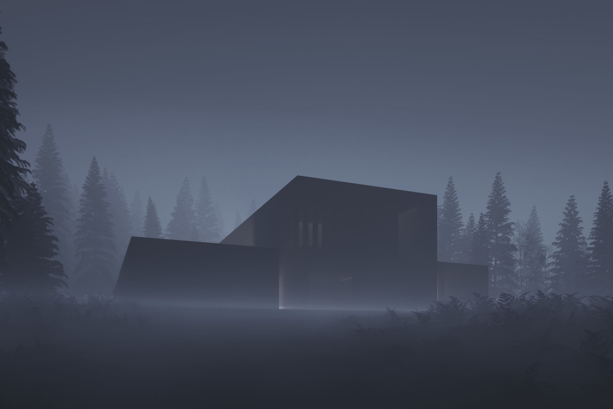 Carey House tutorial 08 - Atmosphere