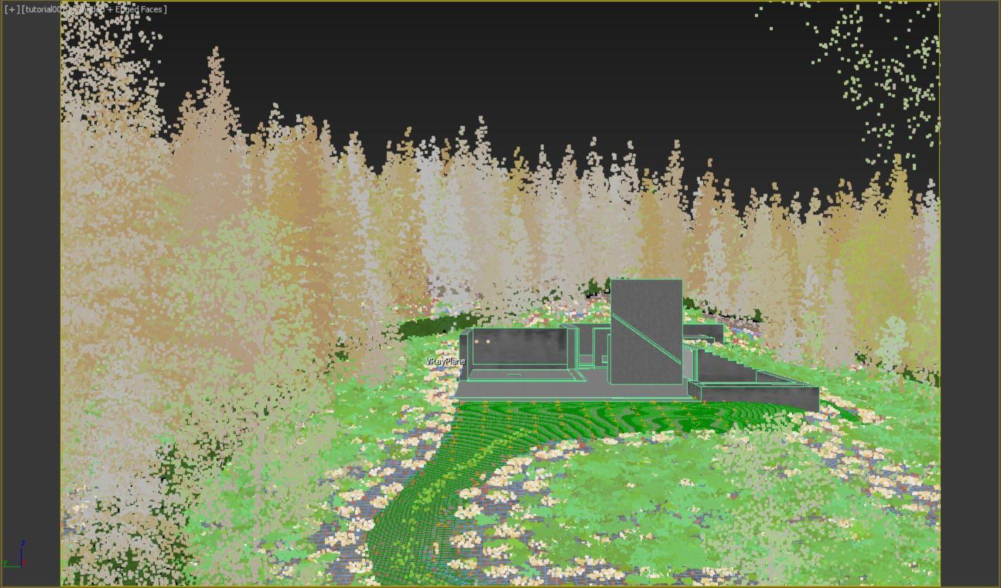 Carey House Tutorial 03 - Trees