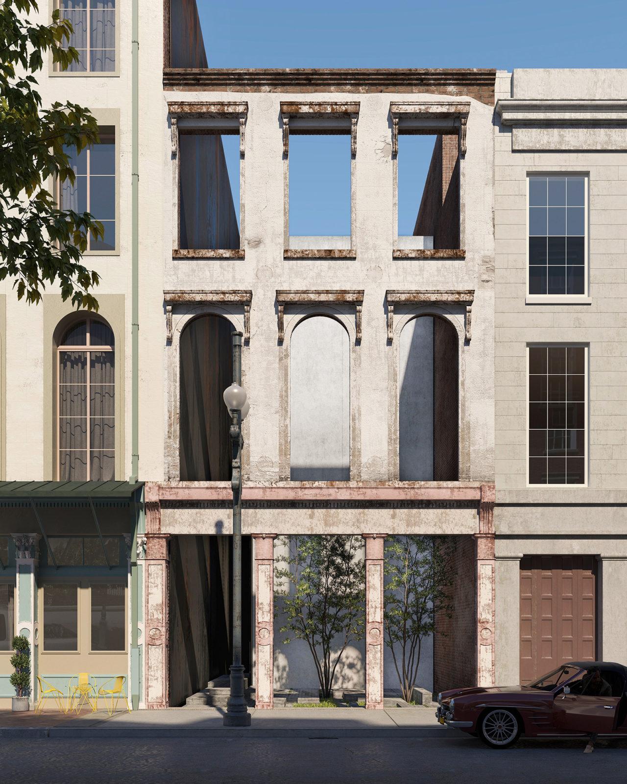Magazine Street Residence